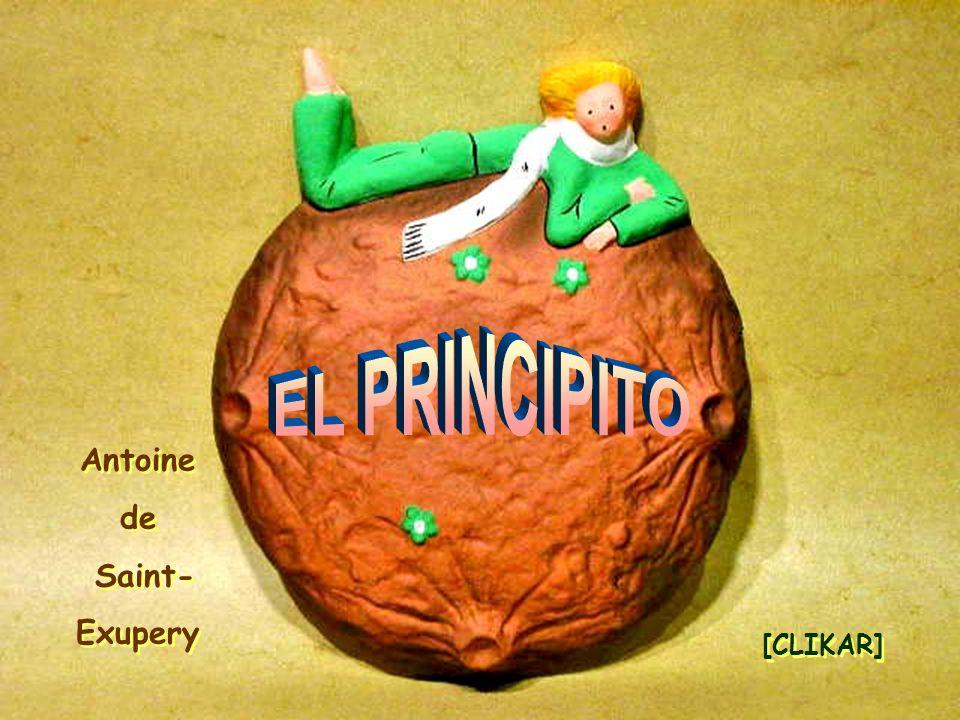 EL PRINCIPITO Antoine de Saint- Exupery [CLIKAR]